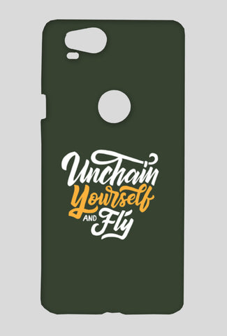 Unchain Yourself And Fly Google Pixel 2 Cases | Artist : Inderpreet Singh