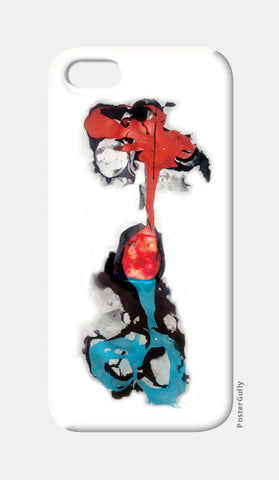 Marbled Emotions iPhone 5 Cases | Artist : Rahil Koshti