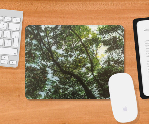 By way of nature Mousepad | Artist : Sanju's works.