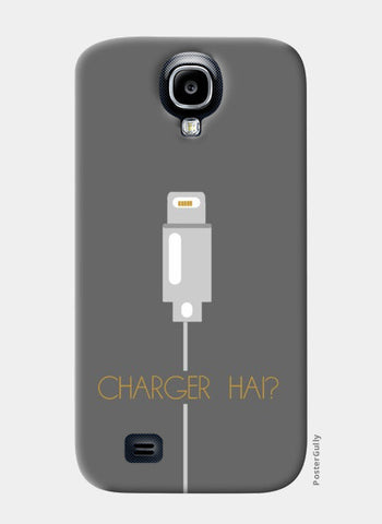 Samsung S4 Cases, Charger hai? Samsung S4 Cases | Artist : Shravan Suresh, - PosterGully