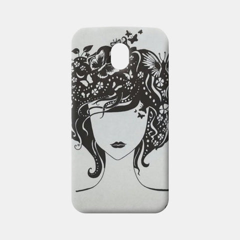 Moto G3 Cases, The beautiful mind Moto G3 Cases | Artist : Sampriti Mukherjee, - PosterGully