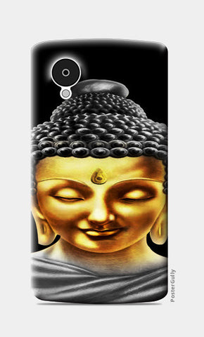 Nexus 5 Cases, Gautam Buddha Golden Nexus 5 Cases | Artist : Pranit Jaiswal, - PosterGully