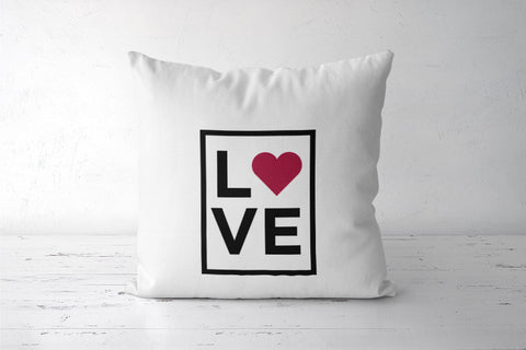 Love Cushion Covers | Artist : Abhishek Bhardwaj