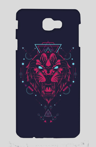 The Tiger Samsung J7 Prime Cases | Artist : Inderpreet Singh