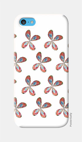 iPhone 5c Cases, Digital Floral Pattern iPhone 5c Case l Artist: Seema Hooda, - PosterGully