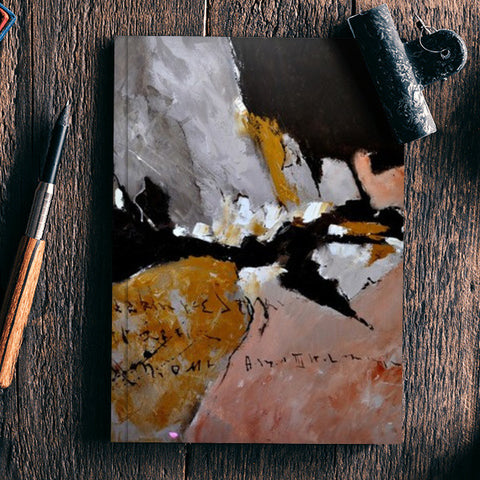 abstract 885214 Notebook | Artist : pol ledent