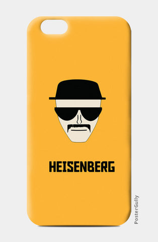 breaking bad's heisenberg iPhone 6/6S Cases | Artist : Nihal Dad Khan