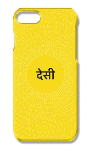 Desi - TheAverageDesi iPhone 7 Cases | Artist : The Average Desi