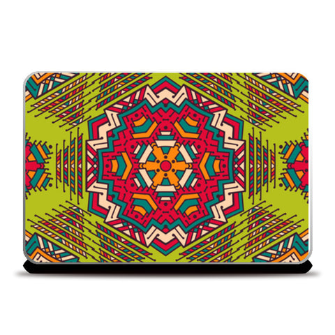Classic Touch Shapes Laptop Skins | Artist : Creative DJ