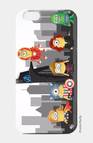 iPhone 6 Cases, Minion Avengers iPhone 6 Case | Artist: Ronak Mantri, - PosterGully