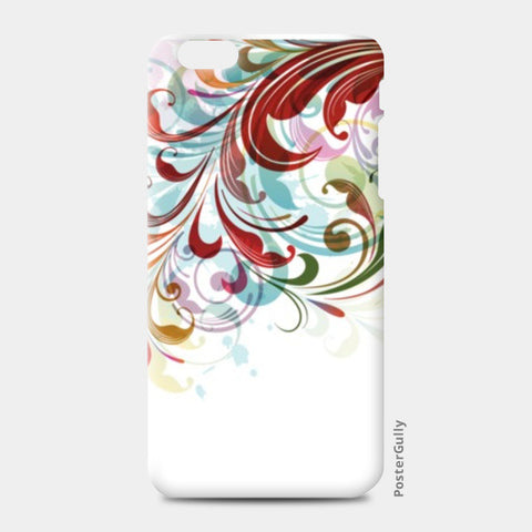 iPhone 6 Plus / 6s Plus Cases, Floral Abstract iPhone 6 Plus / 6s Plus Case | Artist : Gagandeep Singh, - PosterGully