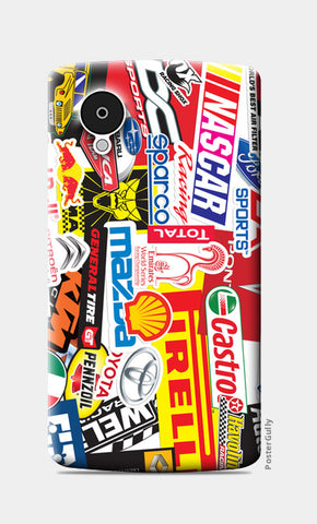 Auto Freak Nexus 5 Cases | Artist : Scatterred Partikles