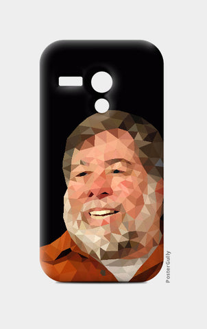 Moto G Cases, Steve Wozniak Moto G Case | Gagandeep Singh, - PosterGully