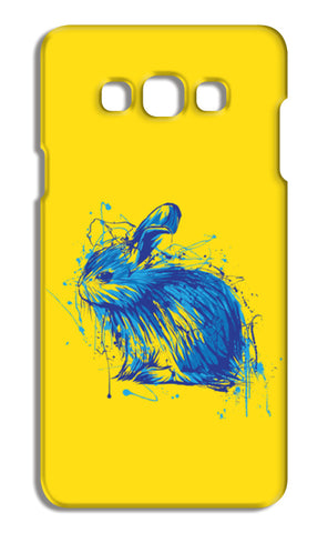 Rabbit Samsung Galaxy A7 Cases | Artist : Inderpreet Singh