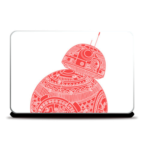 BB8 STAR WARS Laptop Skins | Artist : GRAFIIKKA