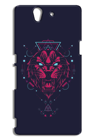 The Tiger Sony Xperia Z Cases | Artist : Inderpreet Singh