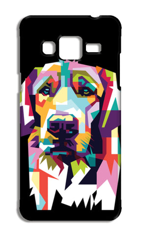 Dog Lovers Samsung Galaxy J3 2016 Cases | Artist : Inderpreet Singh