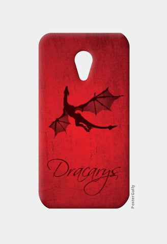 Moto G2 Cases, Dracarys Game of Thrones | Artist: Kshitija Tagde, - PosterGully
