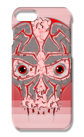 Skull iPhone 7 Cases | Artist : vazir singh