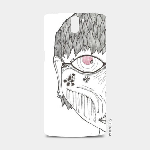 eyes on you doodle One Plus One Cases | Artist : Raj Patel