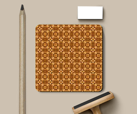 Decorative Patterns 8 Coasters | Artist : Delusion