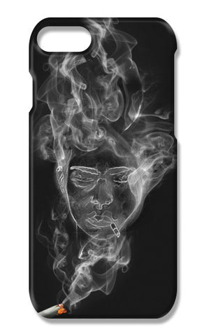 The Cigarette is Smoking You! iPhone 7 Cases | Artist : kapil Verma