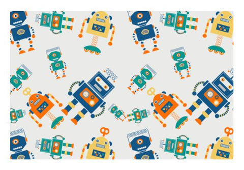 PosterGully Specials, ROBO Wall Art | Artist : DISHA BHANOT, - PosterGully