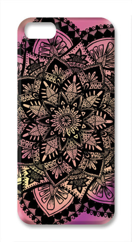 Mandala iPhone SE Cases | Artist : Gursimran Kaur