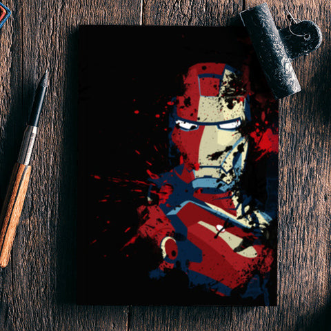 Iron Man 2 Notebook | Artist : Gurmeet
