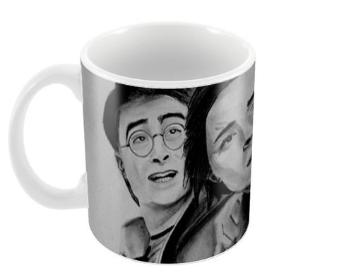 HarryPotter Coffee Mugs | Artist : Chahat Suri