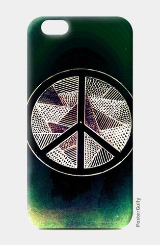 peace iPhone 6/6S Cases | Artist : avanthi amarnath