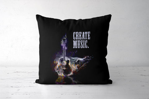 Create Music Cushion Cover | BoysTheory