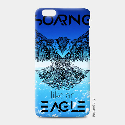 Soaring Eagle | The Ultimate iPhone 6 Plus/6S Plus Cases | Artist : Pragya Bhandari