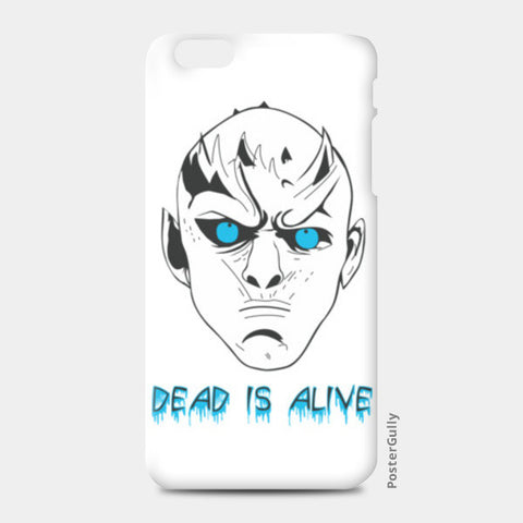 iPhone 6/6S Plus Cases, Game of Thrones - White Walker iPhone 6 Plus/6S Plus Cases | Artist : Charcoal, - PosterGully