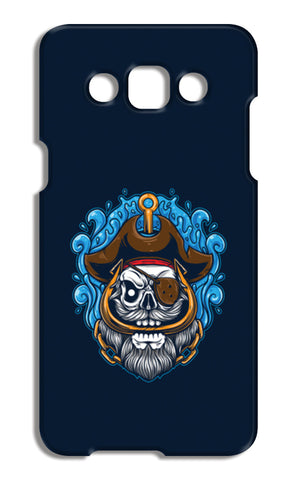 Skull Cartoon Pirate Samsung Galaxy A5 Cases | Artist : Inderpreet Singh