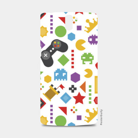 Video Games One Plus One Cases | Artist : Colour me expressive