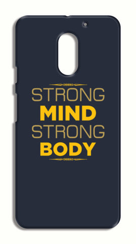 Strong Mind Strong Body LeEco Le2 Cases | Artist : Designerchennai