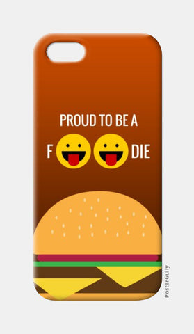 iPhone 5 Cases, Proud to be a foodie |  iPhone 5 Cases | Artist : Nikhil Wad, - PosterGully