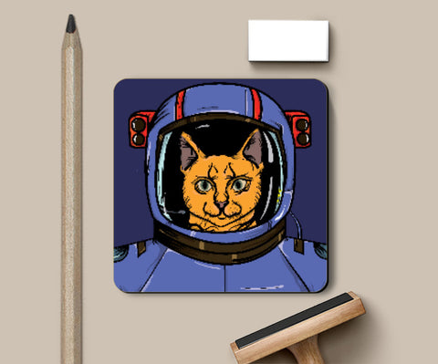 Coasters, To Infinikitty And Beyond Coaster | Raul Miranda, - PosterGully
