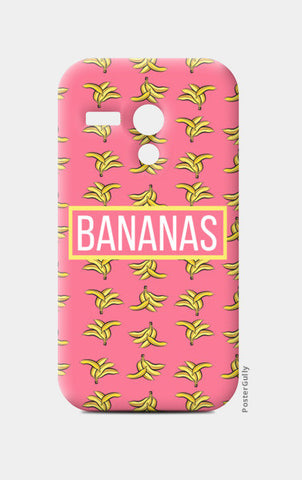 BANANAS Moto G Cases | Artist : DISHA BHANOT