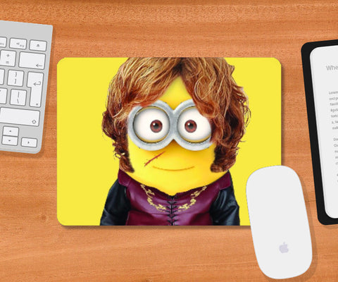 Mousepad, Minion Lannister Mousepad | Artist: Tridib Das, - PosterGully