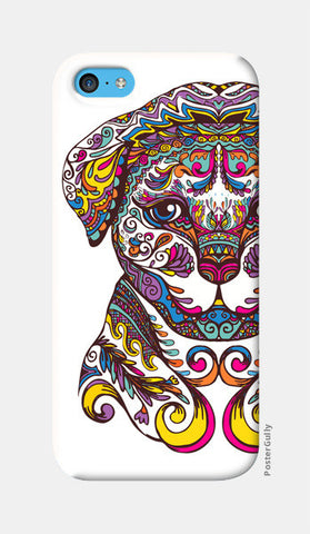 doggie bloom iPhone 5c Cases | Artist : abhijeet sinha