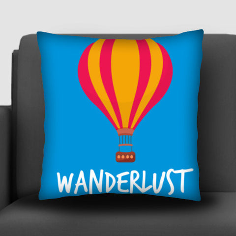 WANDERLUST Cushion Covers | Artist : Manju Nk