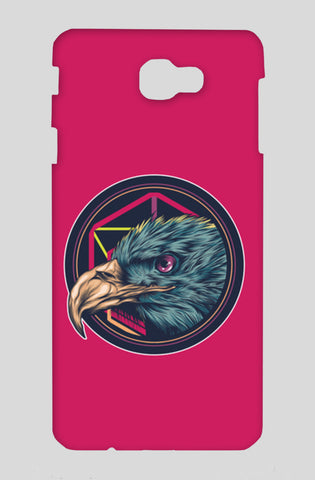 Eagle Samsung On Nxt Cases | Artist : Inderpreet Singh