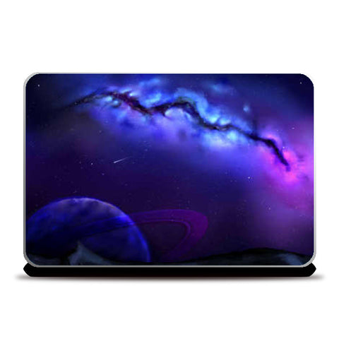cosmic love Laptop Skins | Artist : Random