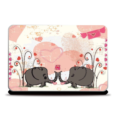 Laptop Skins, Elephanto Laptop Skin | Artist: Sketch MyPages, - PosterGully