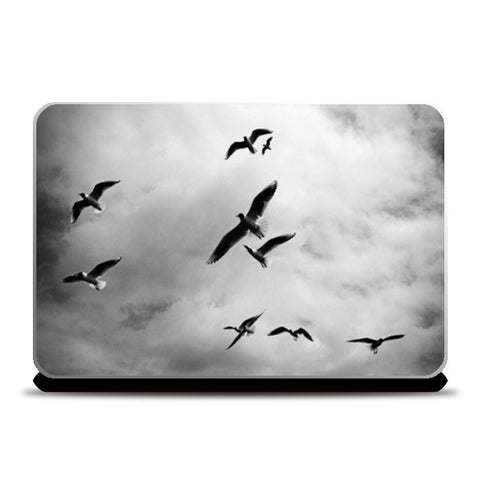 Laptop Skins, Birds Laptop Skins | Artist : Manju Nk, - PosterGully