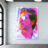 Shahrukh Khan Giant Poster | Artist : Delusion