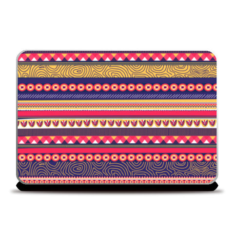 Laptop Skins, Go Tribal Laptop Skins | Artist : Tanvi C, - PosterGully