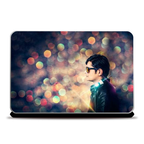 Laptop Skins, DJ Ravish Side 1 - Laptop Skin, - PosterGully